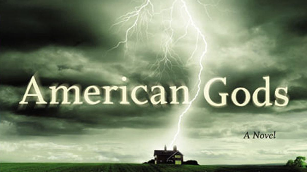 """""""American Gods"""" coming soon to HBO"""