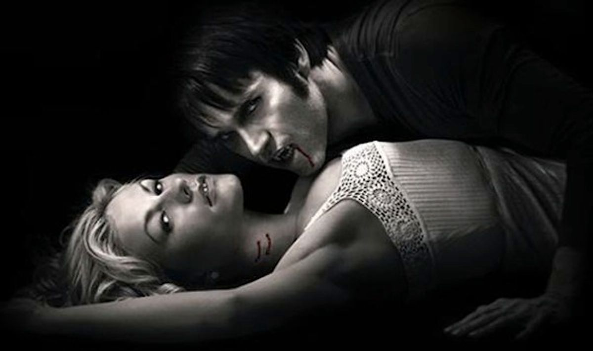 Anna Paquin and Stephen Moyer have some sucky habits.