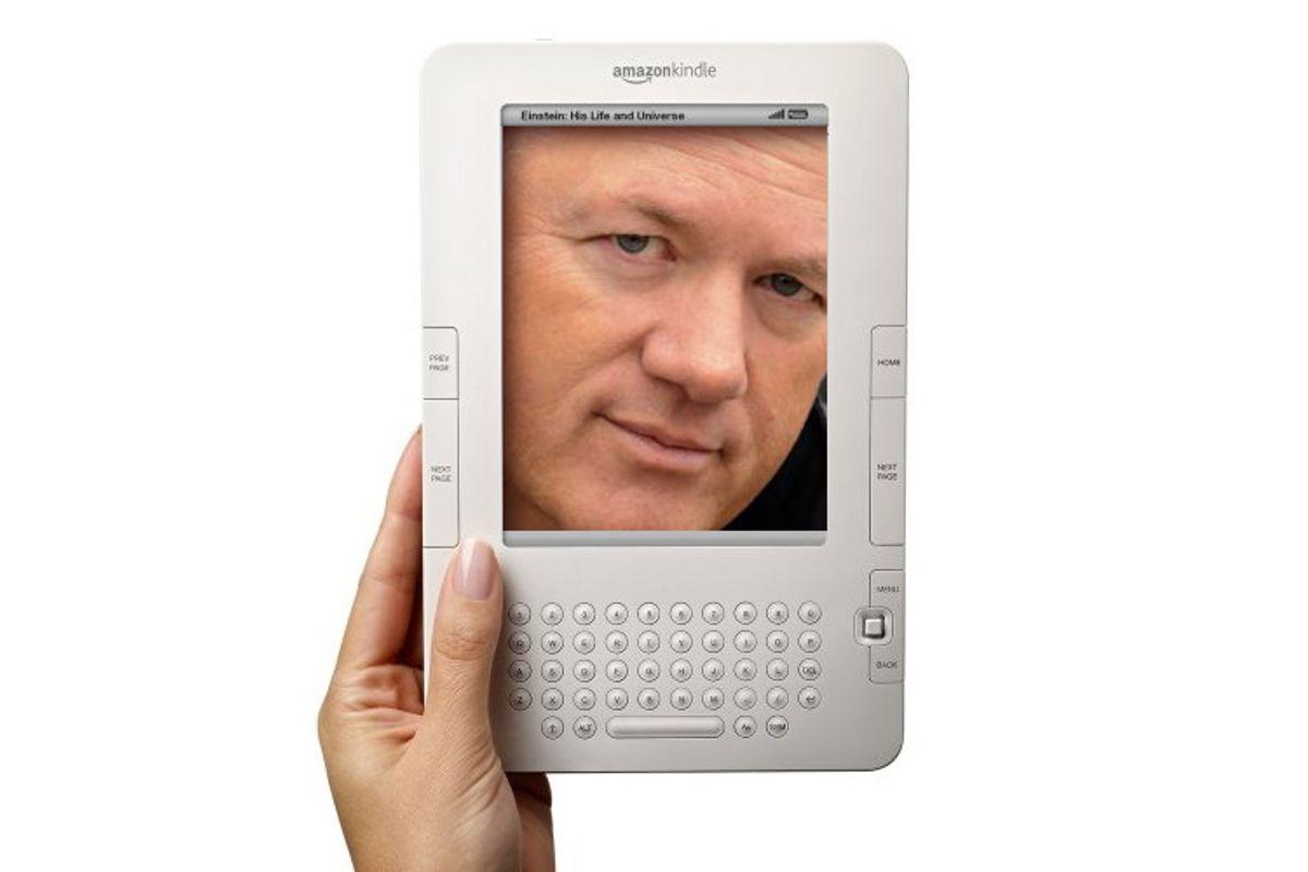 Bestselling e-book author John Locke.