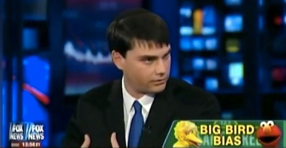 Ben Shapiro fights against children show's liberal agenda.