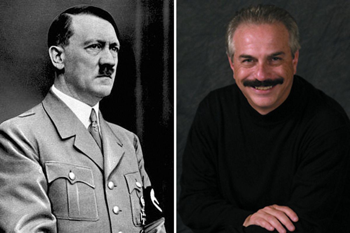 Adolf Hitler and Joseph Farah