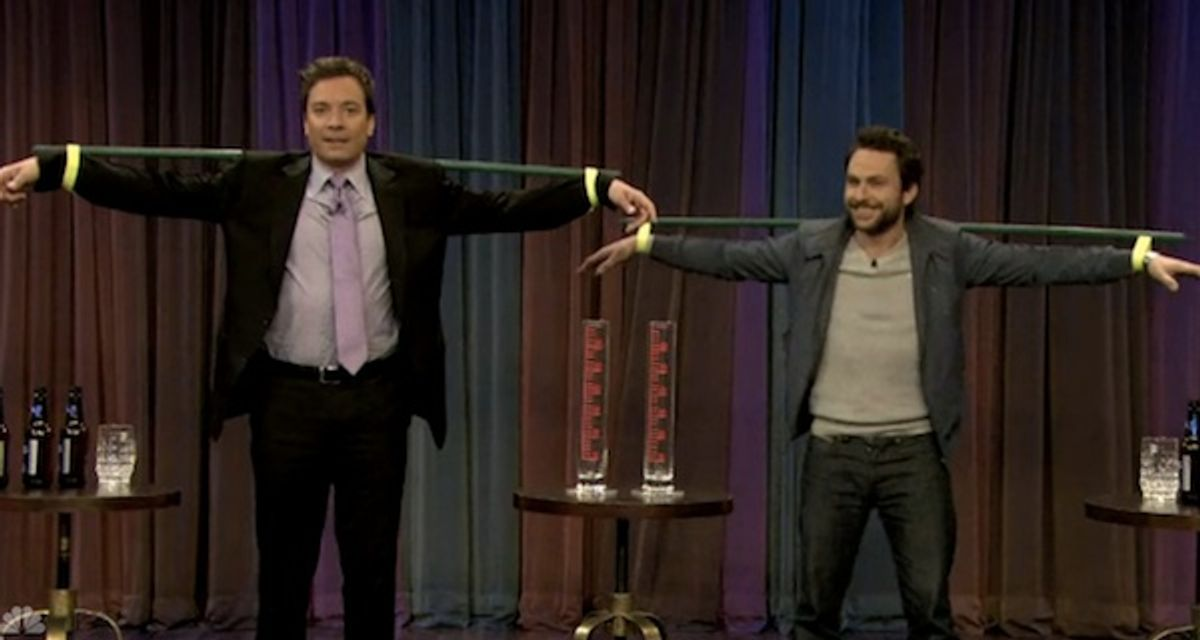 """Charlie Day on """"Jimmy Fallon"""""""