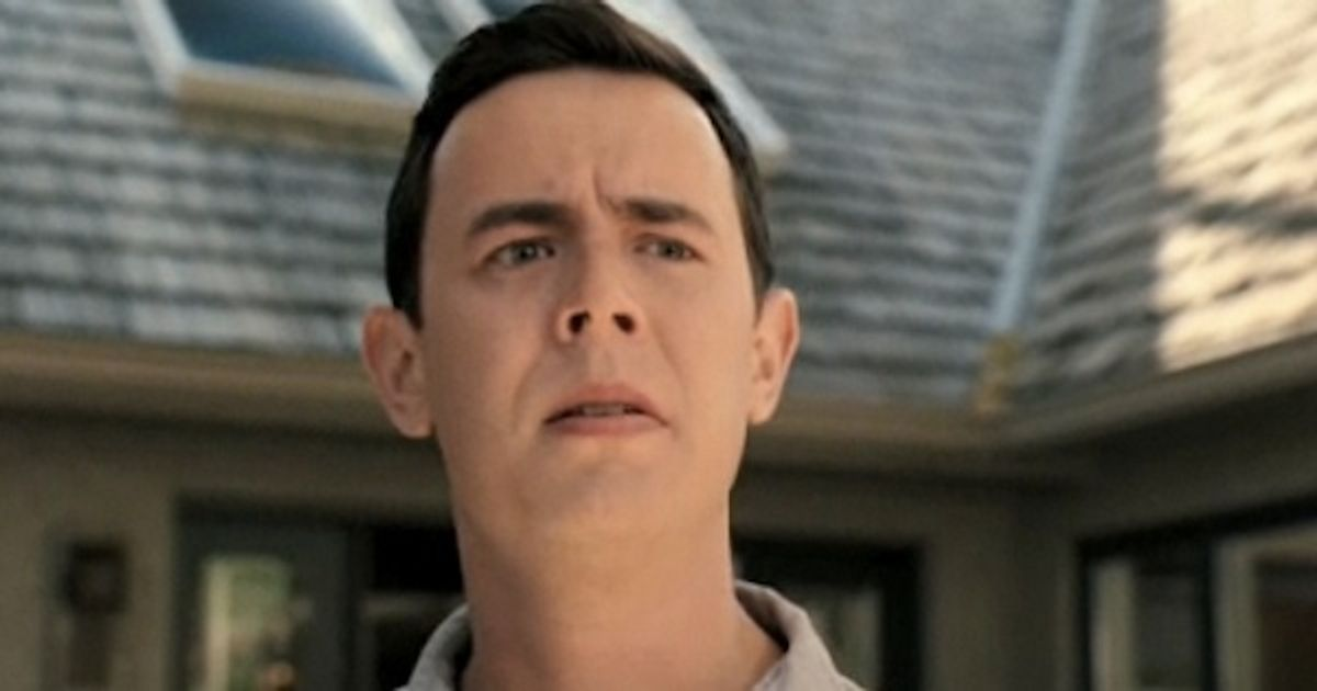 """Colin Hanks in """"Lucky."""""""