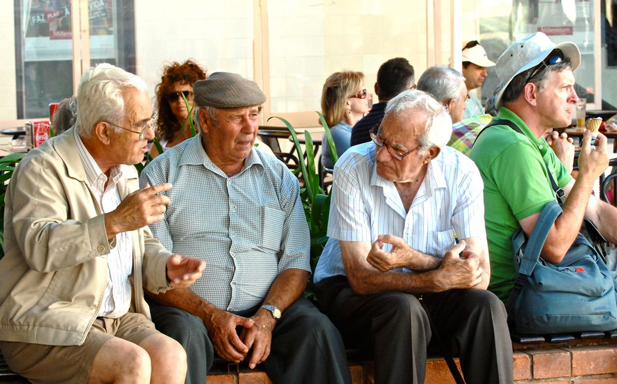 The lobby group for older citizens has 37 million members