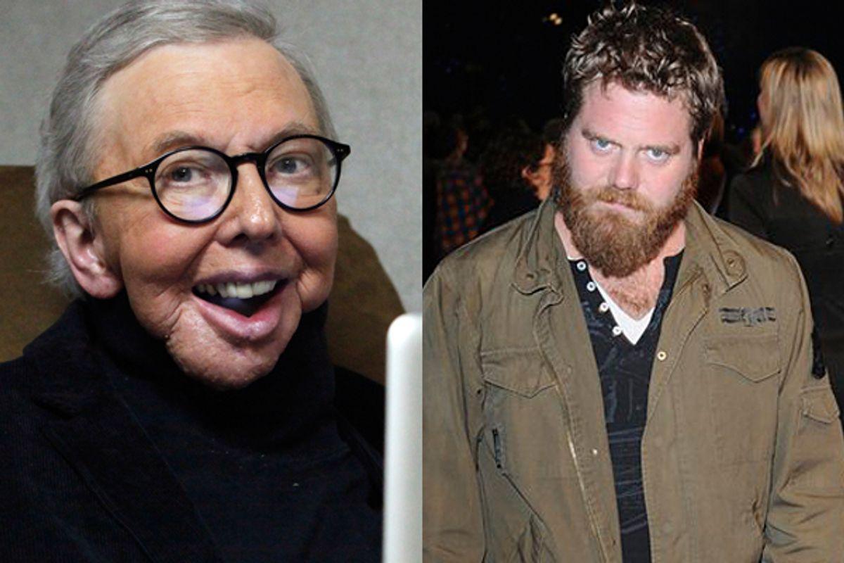 Roger Ebert and Ryan Dunn