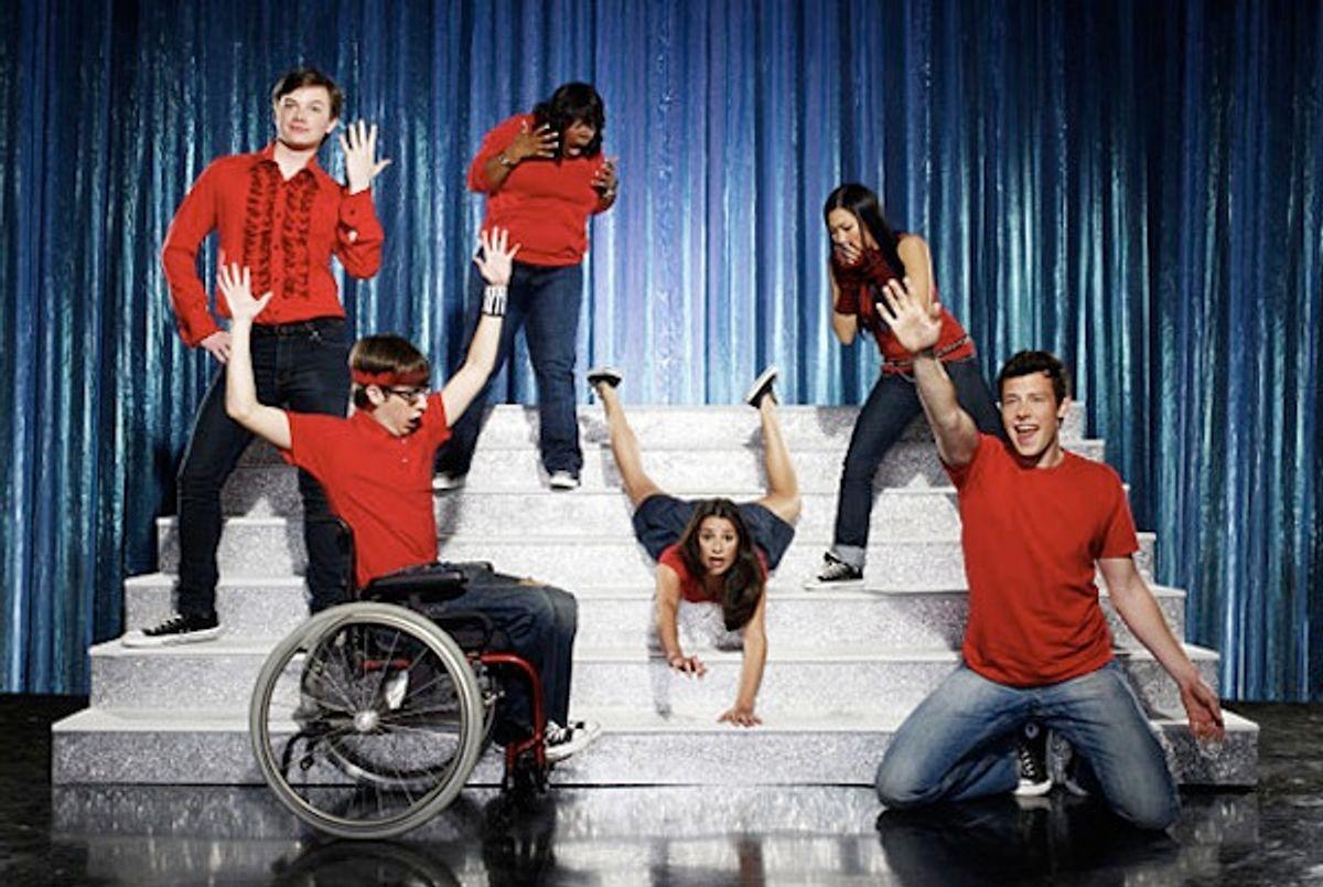 """Glee"" gets some fresh blood."