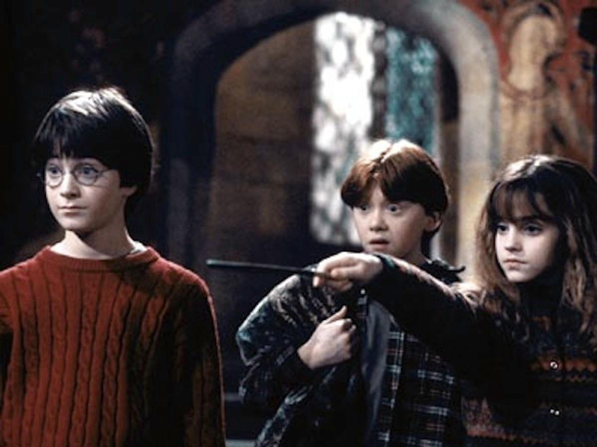 """""""Harry Potter"""" for the superfans."""