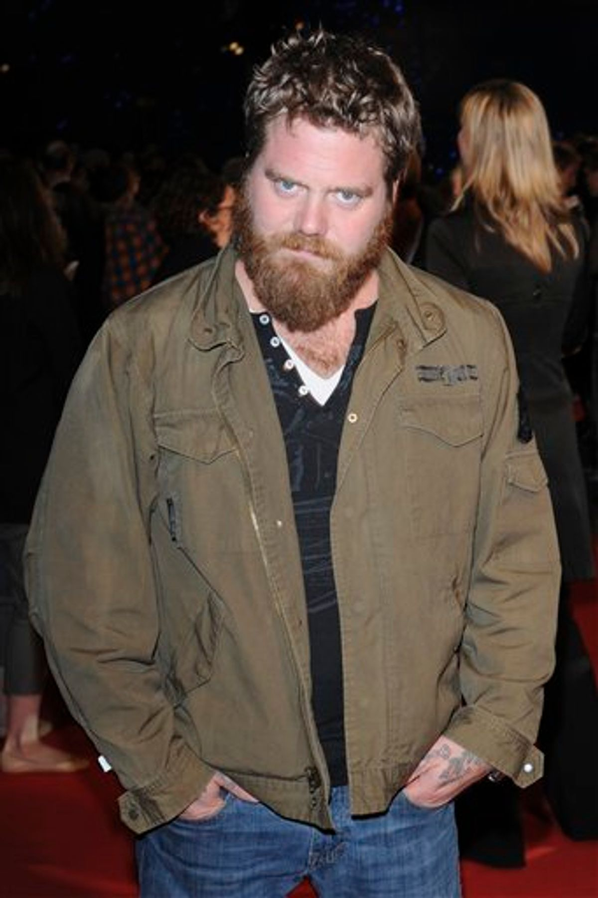 In this Nov. 2, 2010 photo, U.S reality television personality and daredevil Ryan Dunn attends the Jackass 3D UK Premiere at a central London cinema. Police say Dunn and a passenger in his 2007 Porsche died early Monday, June 20, 2011, of injuries sustained in a car crash in suburban Philadelphia. (AP Photo/dapd, Jorge Herrera) GERMANY OUT; AUSTRIA OUT; SWITZERLAND OUT (AP)