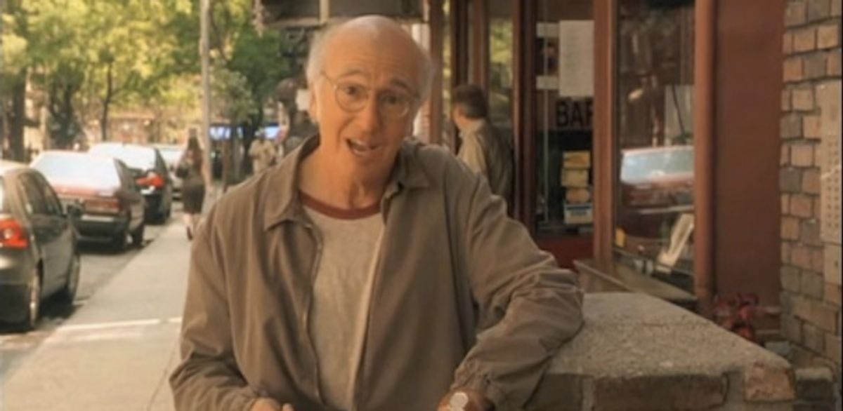 """Larry David in """"Whatever Works."""""""