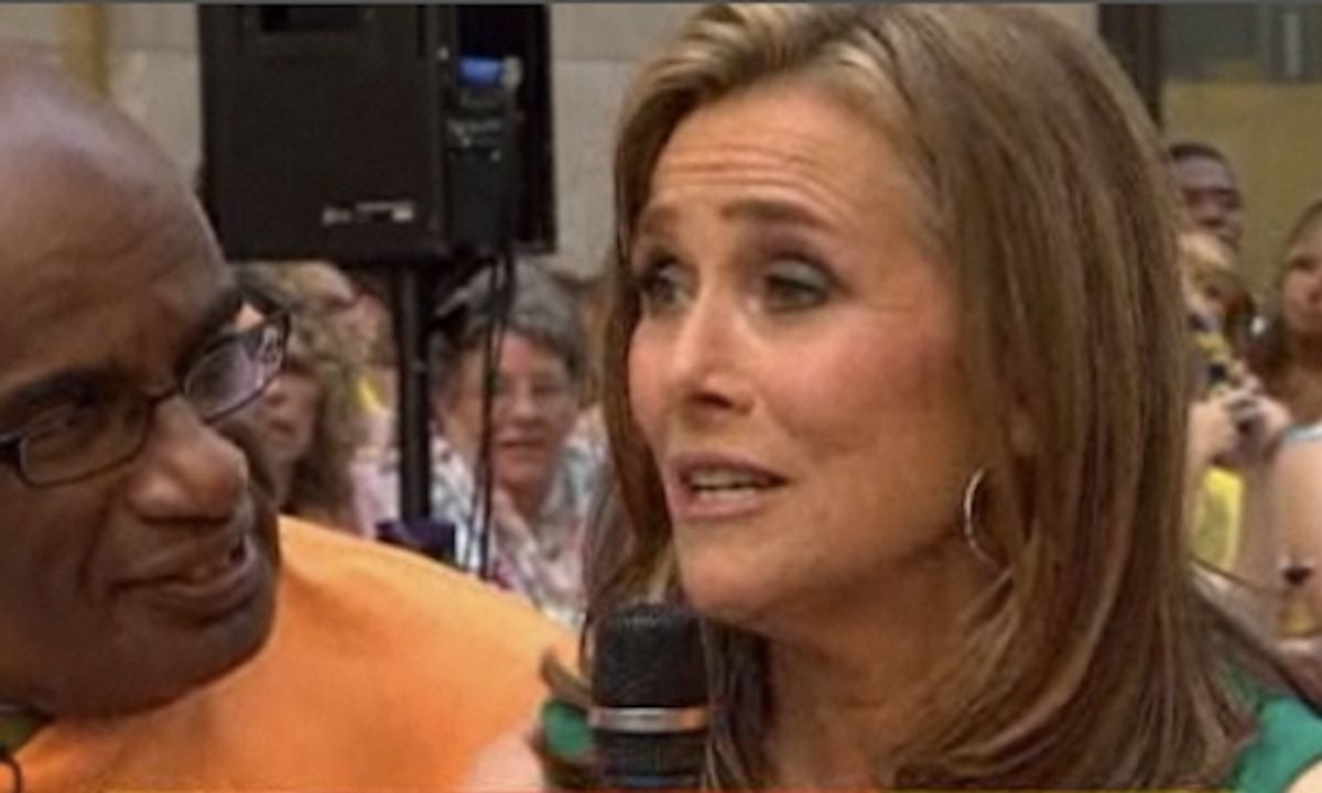 """Meredith Vieira's final """"Today"""" show."""