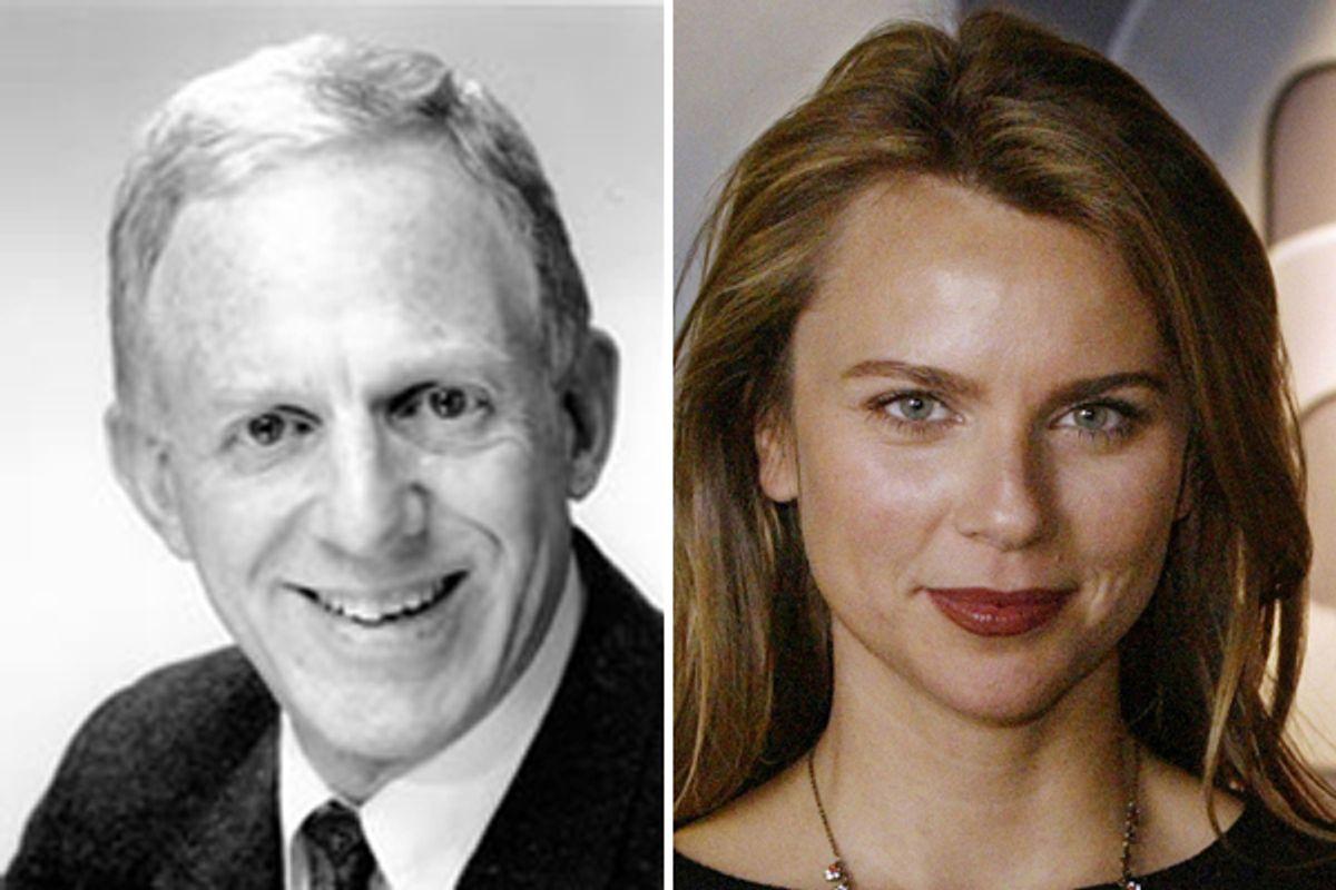 Dan Rottenberg and Lara Logan