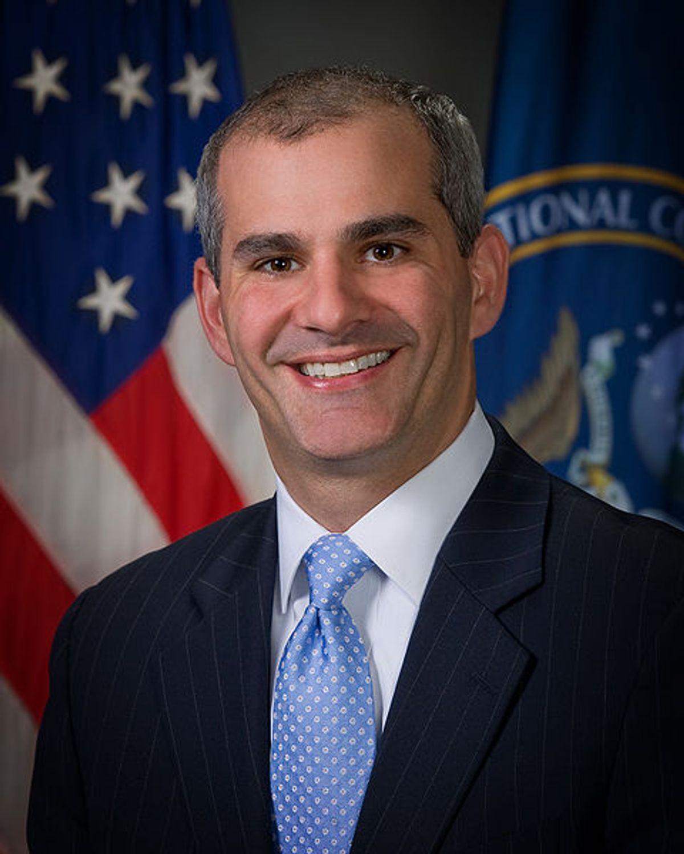 Michael Leiter resigning