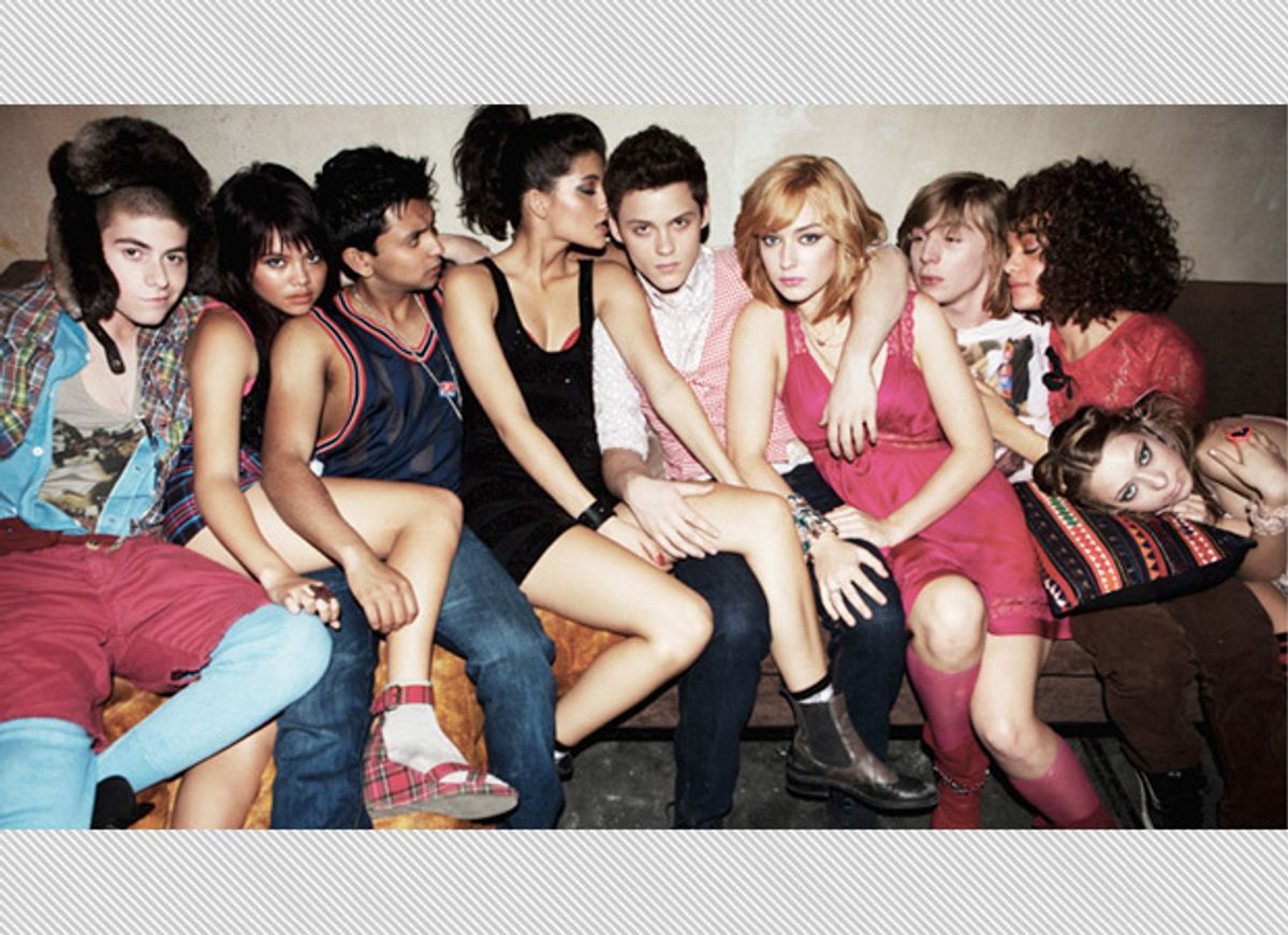 """""""Skins"""" canceled because it was too provocative...or not provocative enough?"""