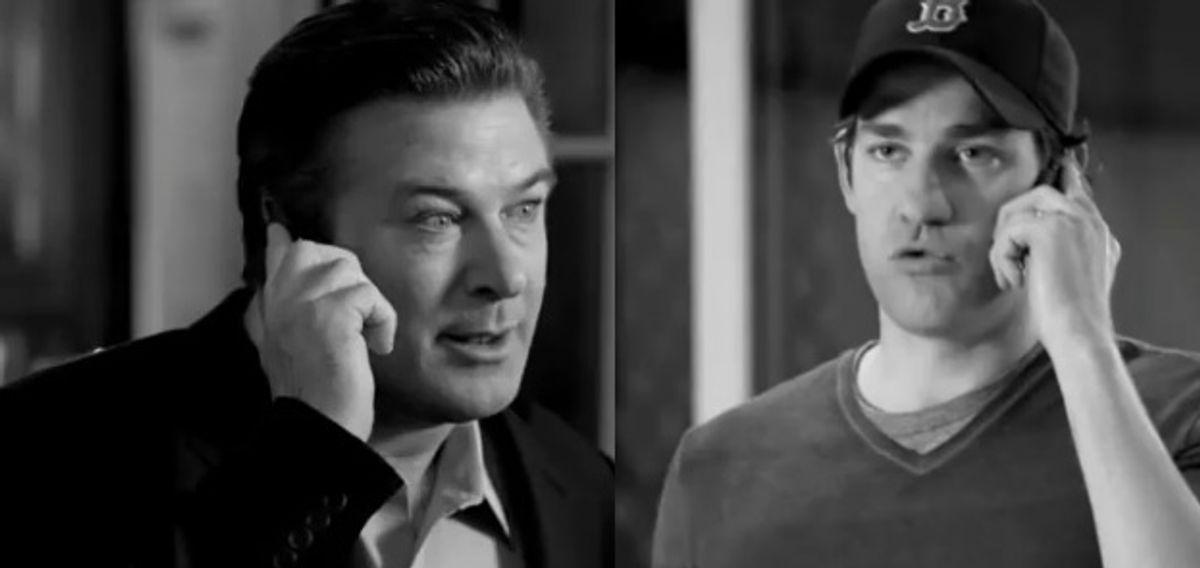 "Yankees vs. Red Sox, Baldwin vs. Krasinski, or ""30 Rock"" vs. ""The Office"": who is your favorite?"