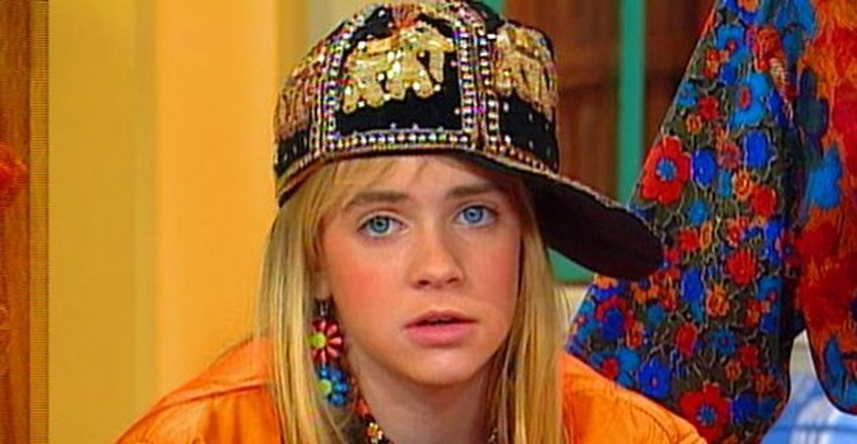 """Please God, it's too soon to bring back the fashion of """"Clarissa"""""""