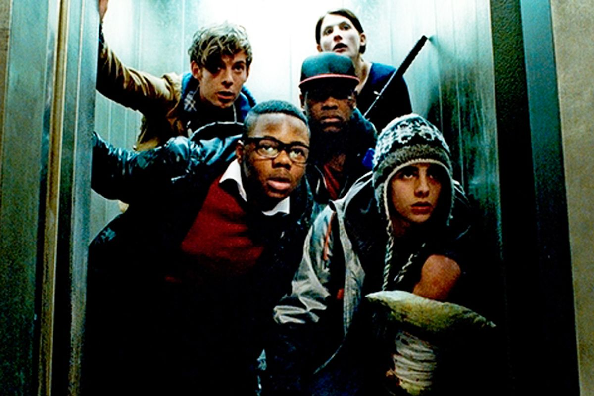 """A still from """"Attack the Block"""""""