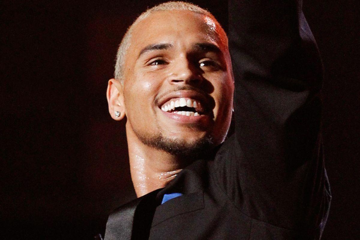 Chris Brown, movie star?