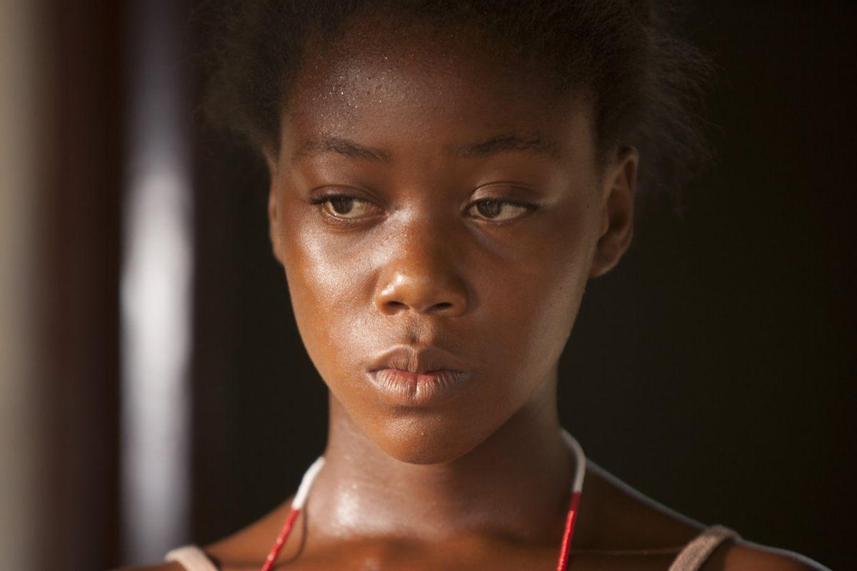 """Khomotso Manyaka in """"Life, Above All"""""""