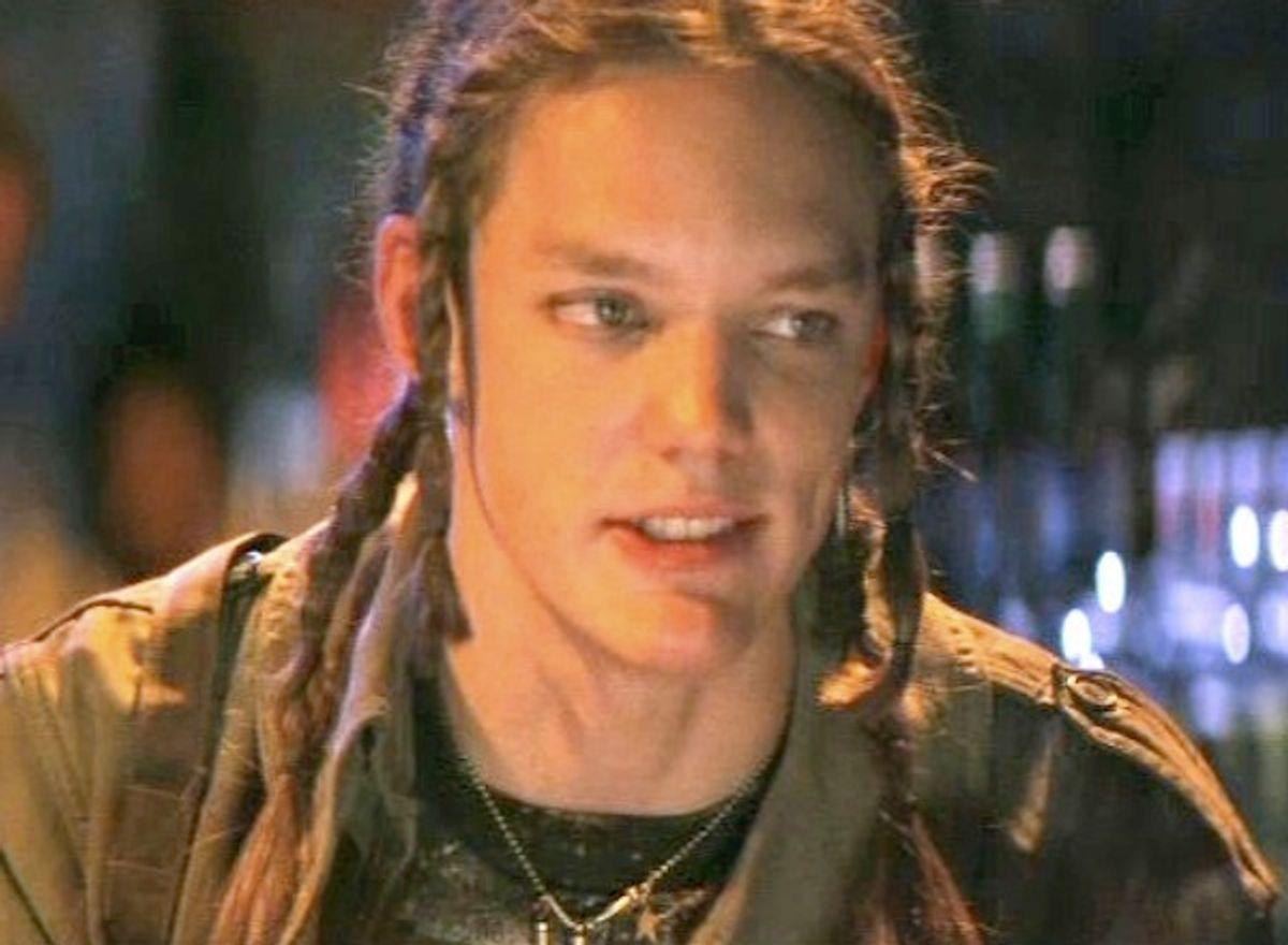 """Matthew Lillard in """"Hackers"""""""