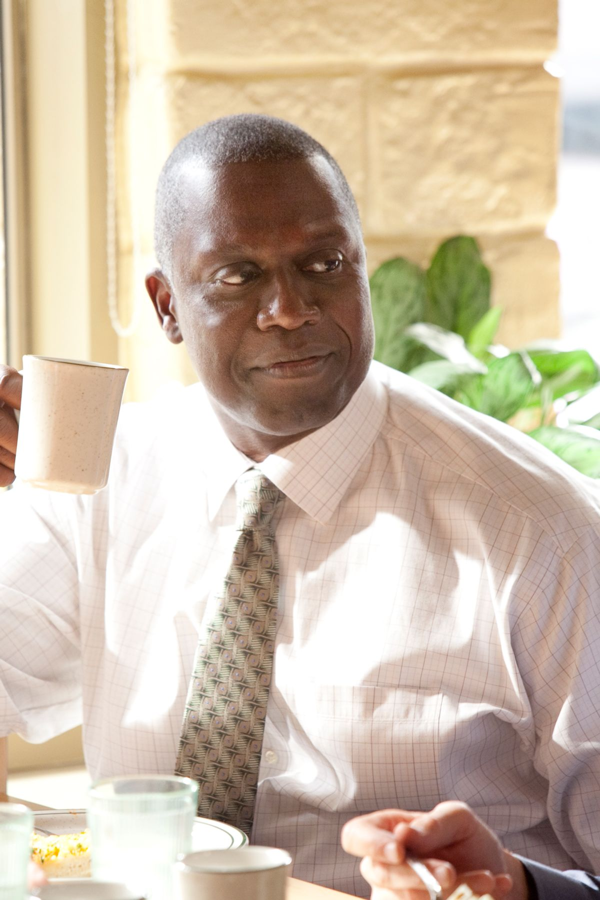 """Andre Braugher on """"Men of a Certain Age."""""""