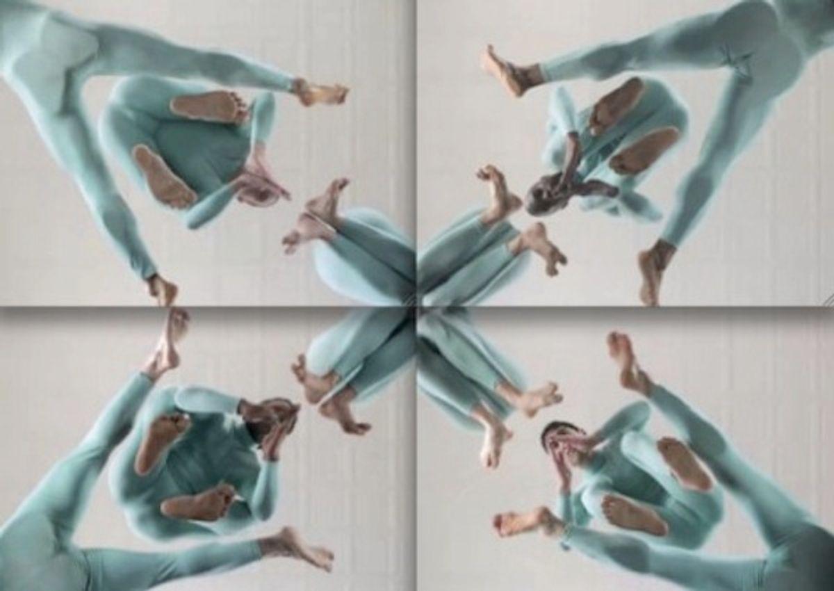 OK Go's kaleidoscope of dancing.