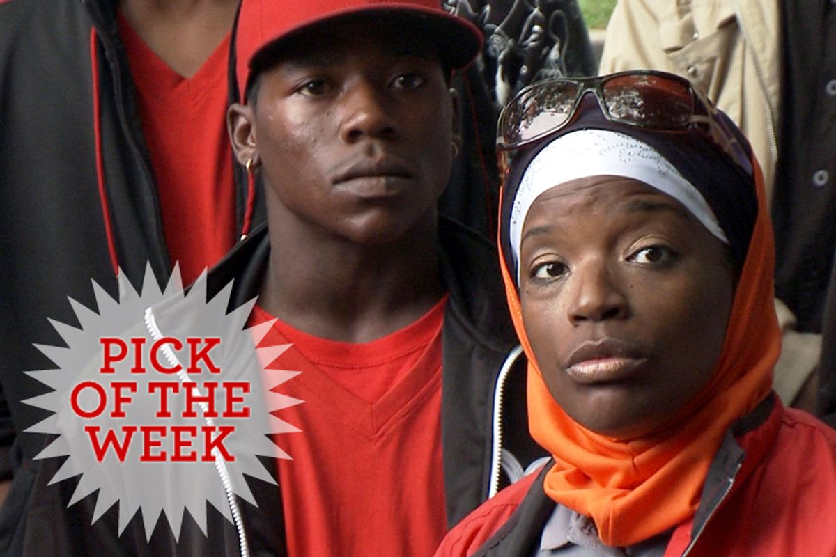 """A still from """"The Interrupters"""""""