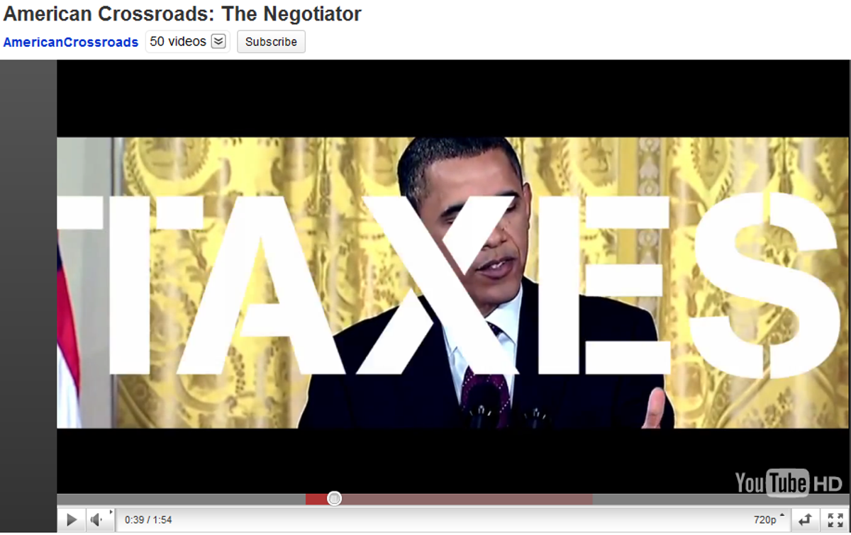 """""""TAXES."""" Get it?"""