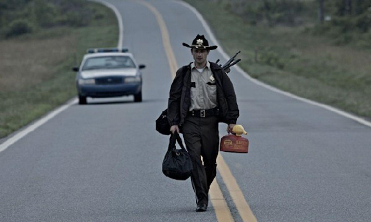 """Co-creator leaves """"Walking Dead."""""""