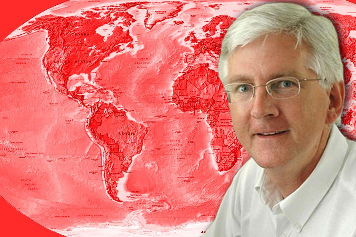 University of Alabama scientist Roy Spencer