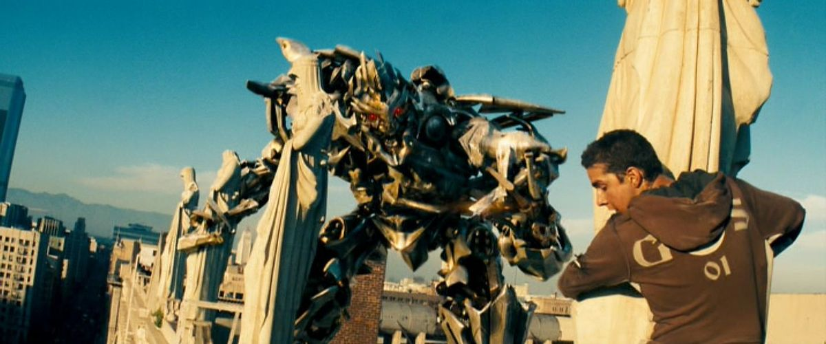 """What you can learn from """"Transformers"""": It could always be worse."""