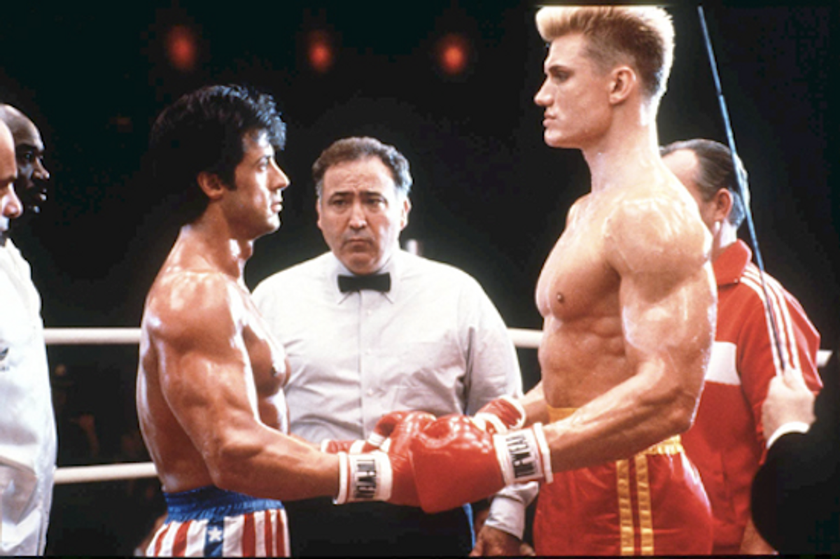 In rocky 4 was the russian on steroids axiolabs testaplex