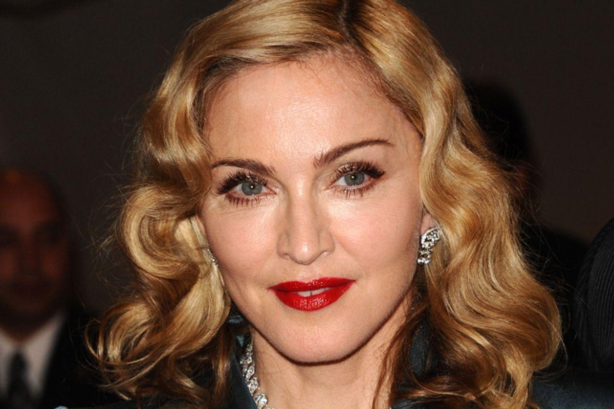 Madonna  (AP/Peter Kramer)