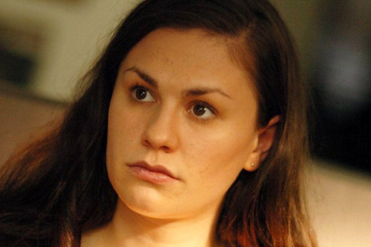"Anna Paquin in ""Margaret"""