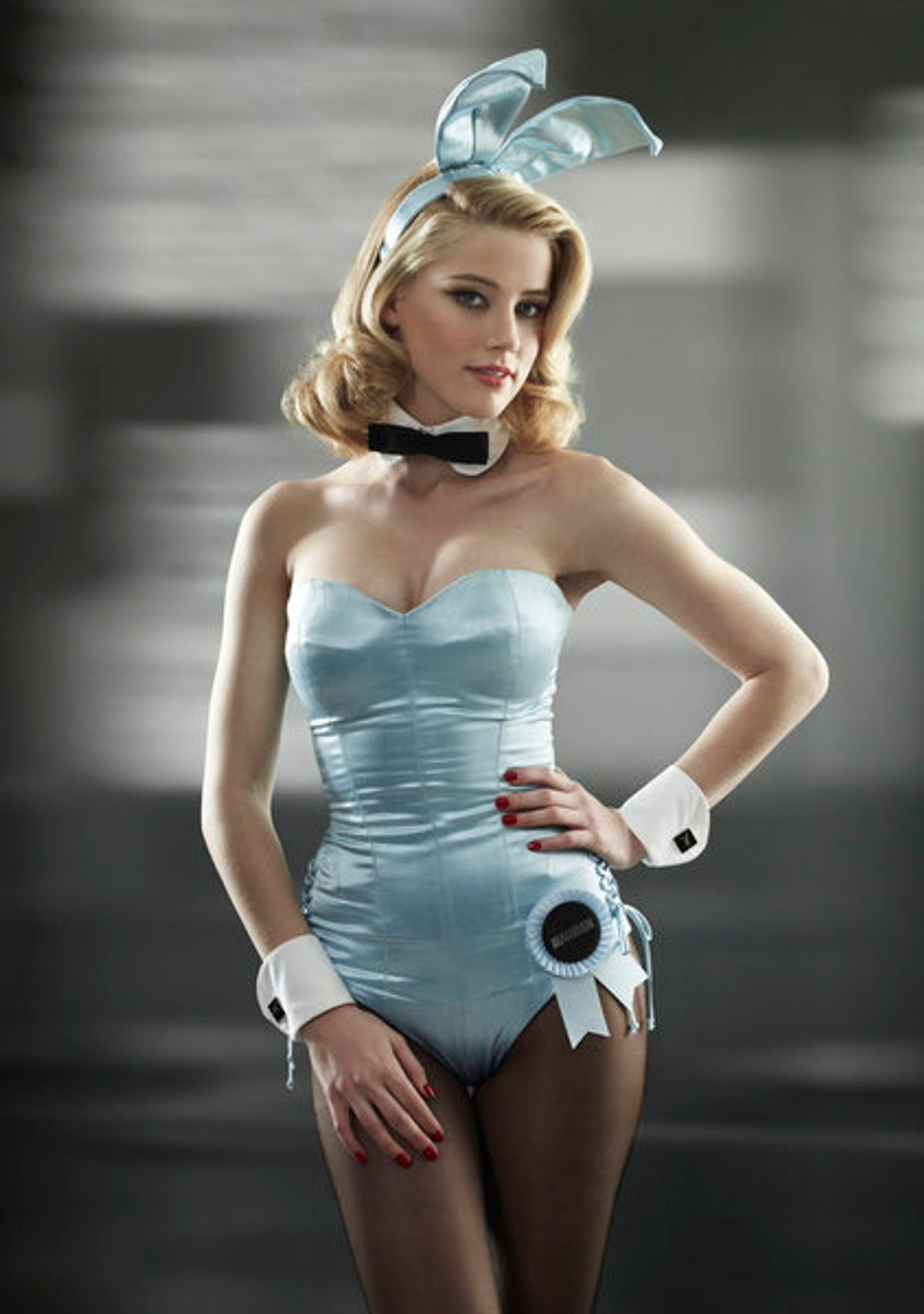 THE PLAYBOY CLUB -- Season: Pilot -- Pictured: Amber Heard as Maureen -- Photo by: John Russo/NBC  (John Russo)