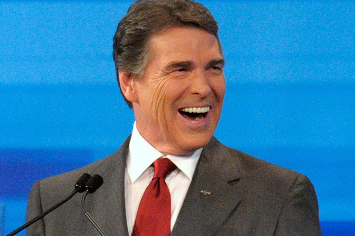Gov. Rick Perry (Reuters)