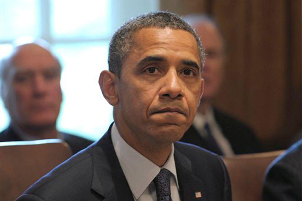 President Obama    (AP/Susan Walsh)