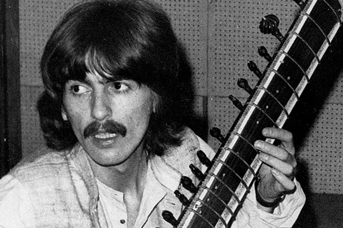 George Harrison     (AP)