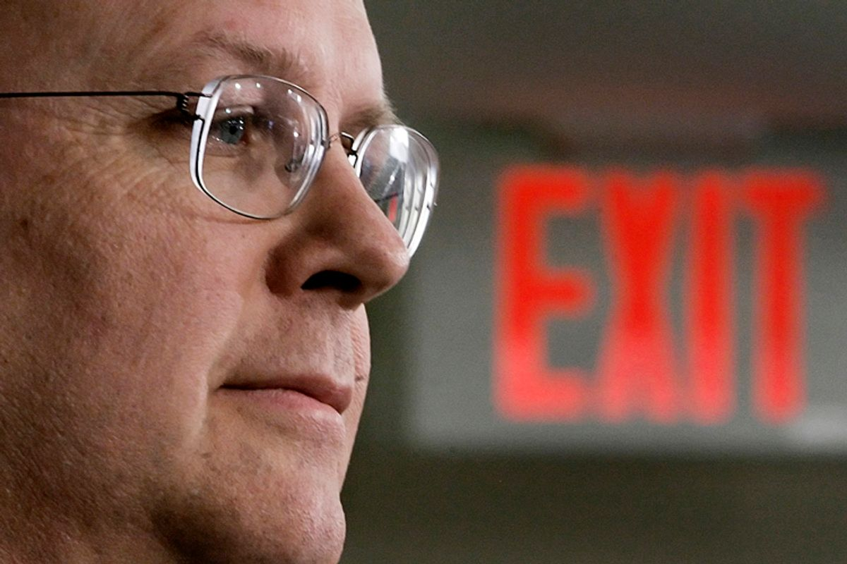 Karl Rove          (Jim Young / Reuters)