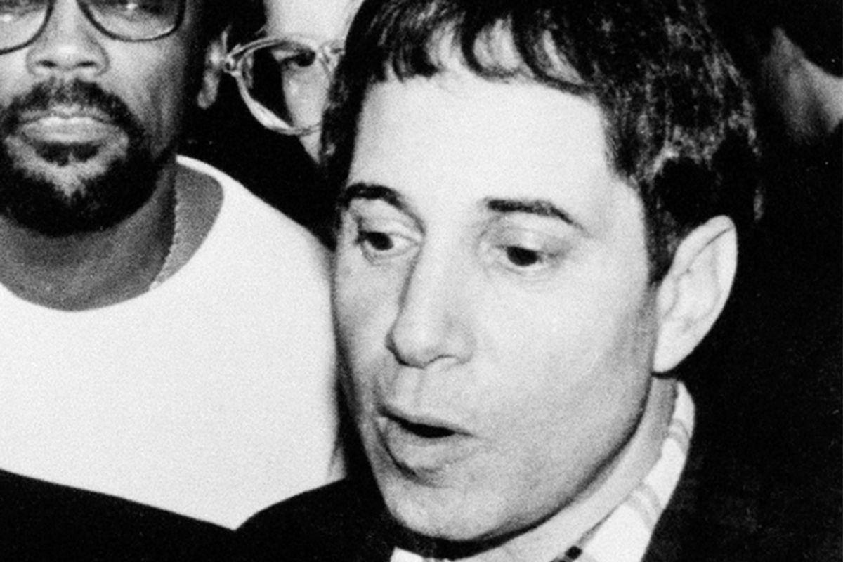 Paul Simon in 1988    (AP)