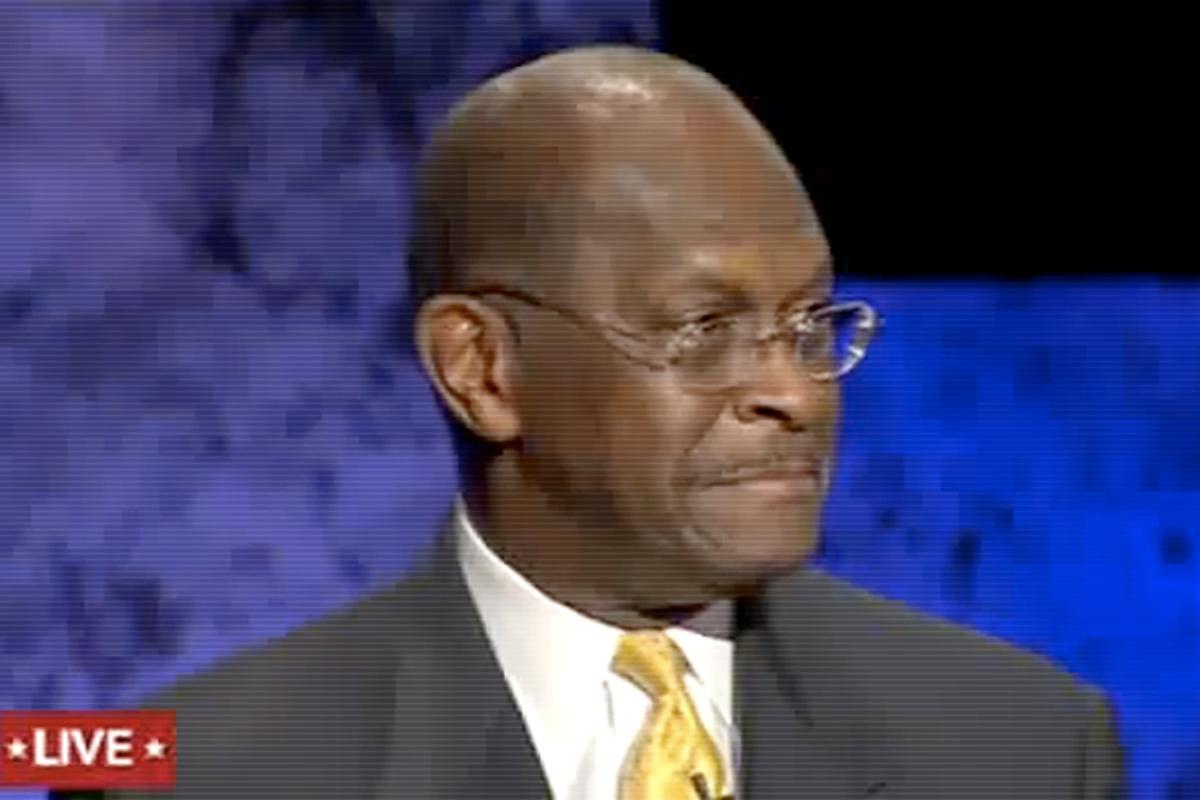 Herman Cain   (<a href='http://www.youtube.com/watch?v=Dwu53gE_zMI'>dentonexable</a>)