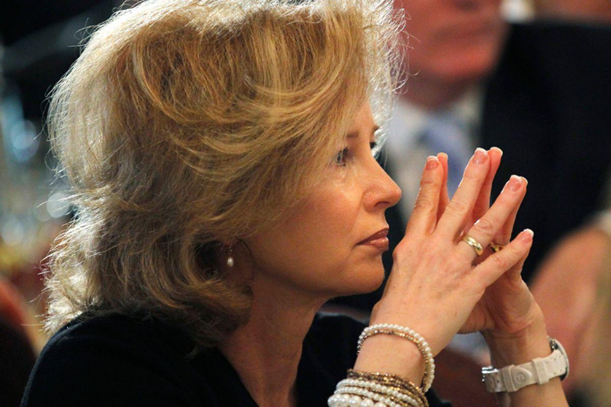 Anita Perry (Reuters)