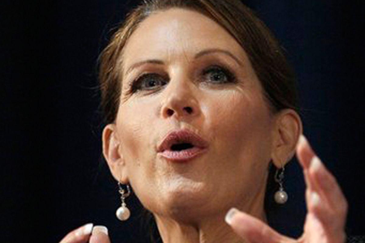 Michele Bachmann (AP/Jeff Chiu)