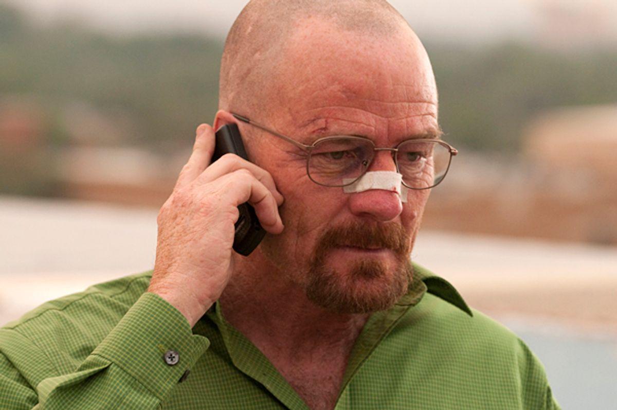 Walter White (Bryan Cranston)      (AMC/Gregory Peters)