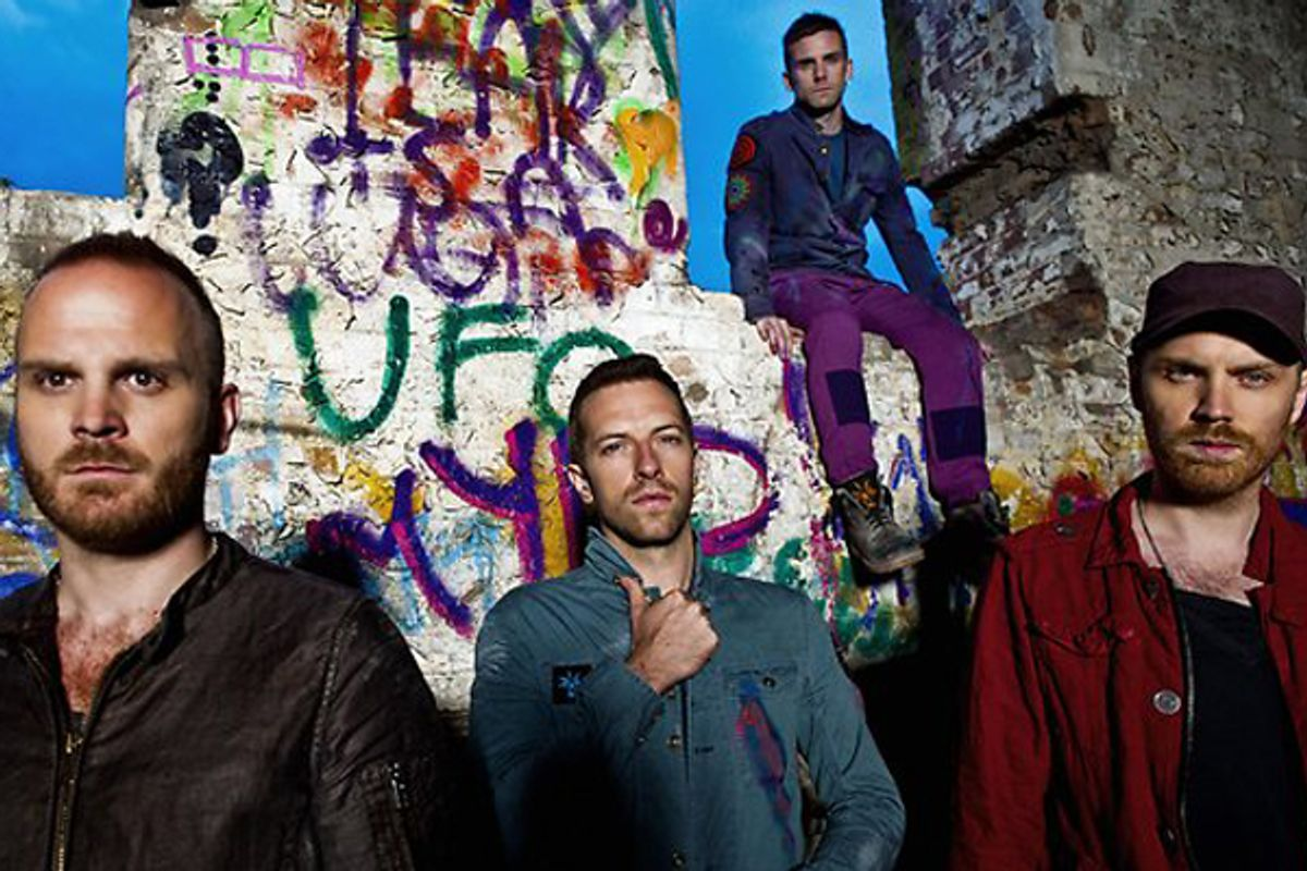 Coldplay      (EMI)