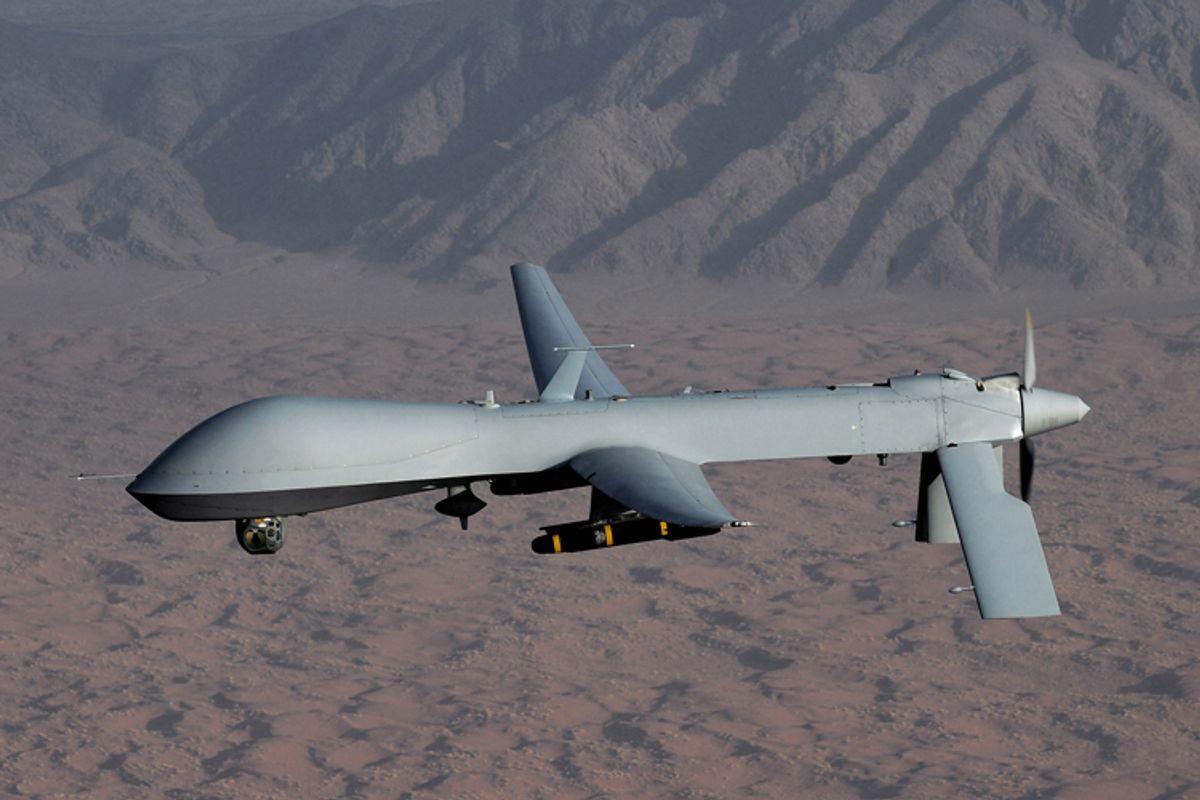 (Reuters/U.S. Air Force/Lt. Co. Leslie Pratt)