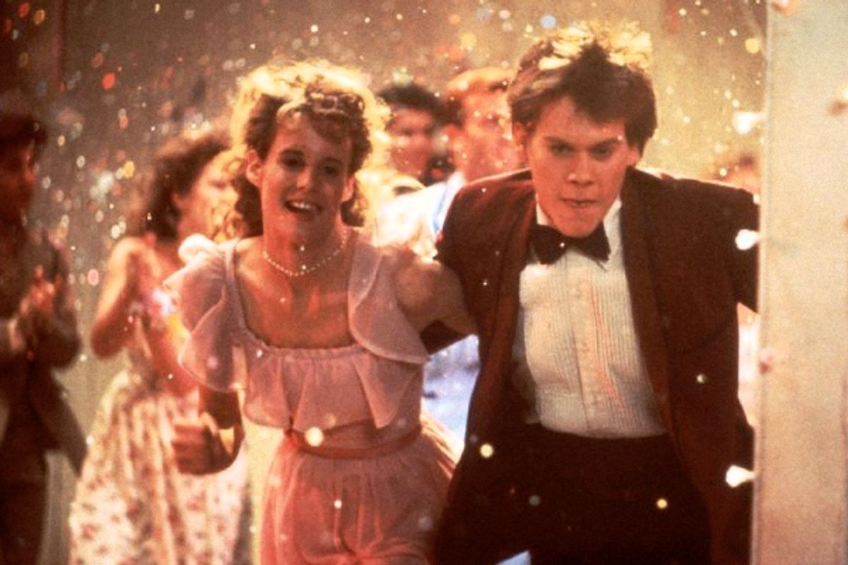 """Kevin Bacon in """"Footloose""""     (Paramount)"""