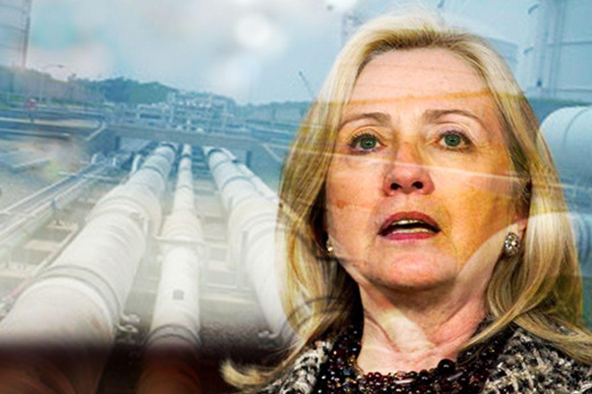 Hillary Clinton   (AP/Carolyn Kaster)