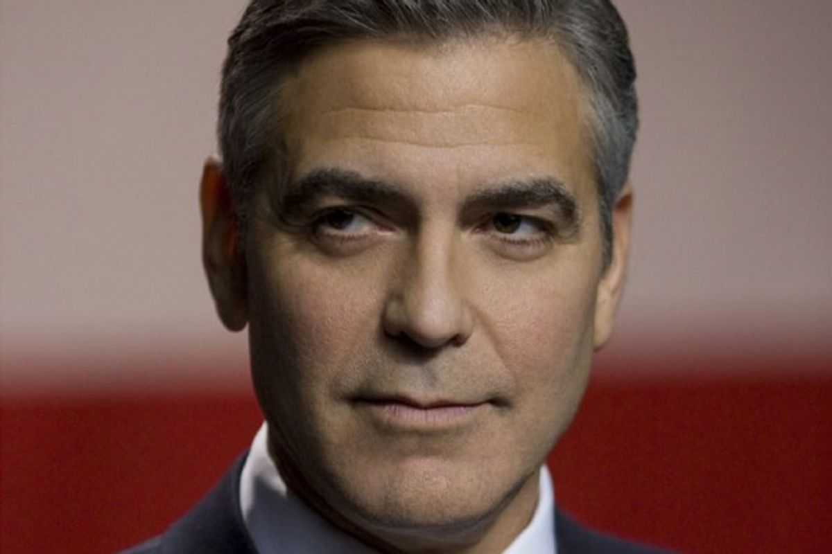 """George Clooney in """"The Ides of March"""""""