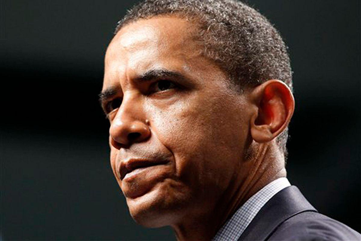 President Barack Obama  (AP/Charles Dharapak)