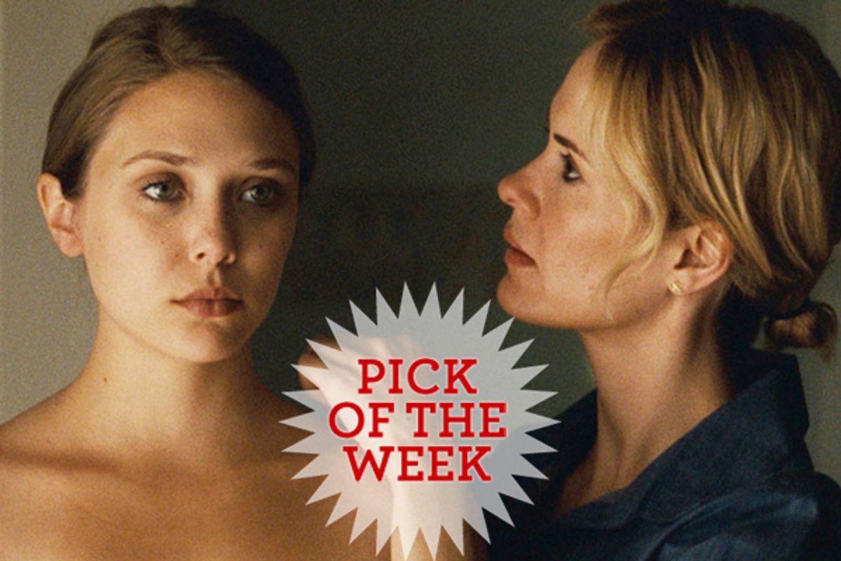 "Elizabeth Olsen and Sarah Paulson in ""Martha Marcy May Marlene"""